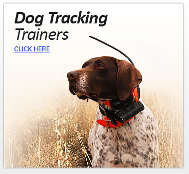 Dog Tracking Trainers