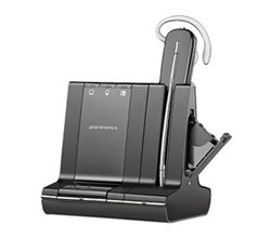 Plantronics Wireless headsets Plantronics Savi W745 M Microsoft Optimized