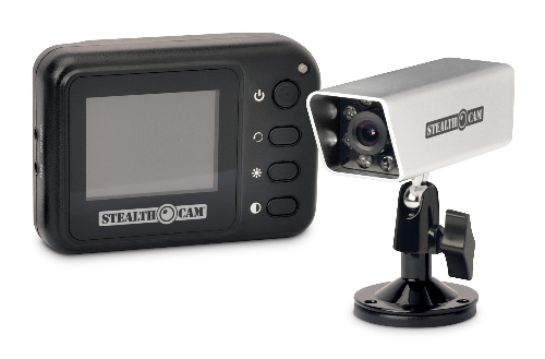 GSM Outdoors STC-BKUPCAMM Wireless Rearview Back Up Camera System