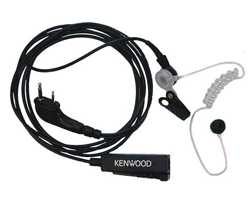 Kenwood 2 Way Radio Headsets kenwood khs 8bl