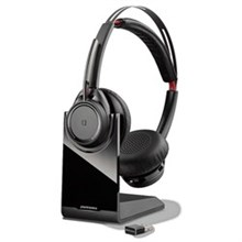 Plantronics Wireless headsets plantronics voyager focus uc b825