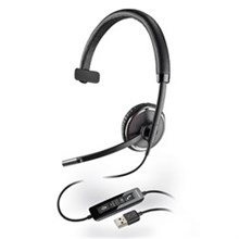 Work From Home plantronics blackwire c510