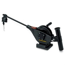 Cannon Downriggers cannon lake troll manual downrigger