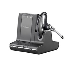 Plantronics Wireless headsets plantronics savi w 730 m