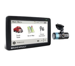 Rand McNally DashCams intelliroute 730lm bundle w dashcam 100