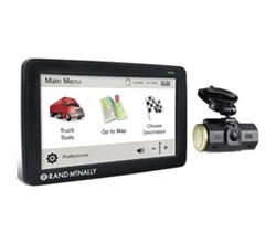 Rand McNally DashCams intelliroute tnd 730lm bundle w dashcam 300