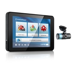 Rand McNally DashCams intelliroute 540lm bundle with dashcam 100