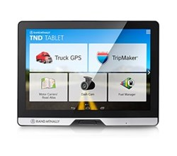 Rand McNally DashCams rand mcnally tnd tablet 80