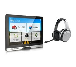 Rand McNally DashCams rand mcnally tnd tablet 80 bundlew/ cleardryve200
