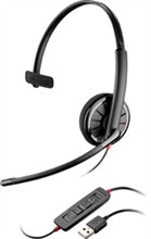 Plantronics Zoom Headsets  blackwire c 310 m r