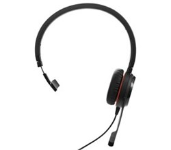 Jabra Microsoft Optimized Headsets  jabra evolve 20se ms mono taa compliant