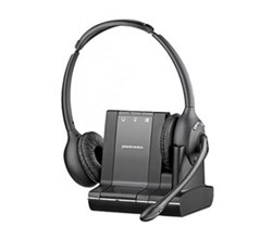 Plantronics Reconditioned Wireless and Corded Headsets plantronics savi w720 m