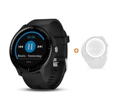 Garmin Health Fitness Tracking garmin vivoactive 3 music with screen protector bundle