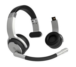 Rand McNally Premium Noise Cancellation Headsets rand mcnally cleardryve 180 convertible bluetooth headset 070609021478