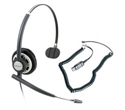Plantronics EncorePro Series plantronics encoreprohw291n mono with a10