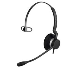 Jabra Microsoft Optimized Headsets  jabra biz 2300 usb mono for microsoft teams