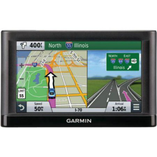 Garmin Nuvi 66LM 6 inch GPS with Lifetime Map Updates