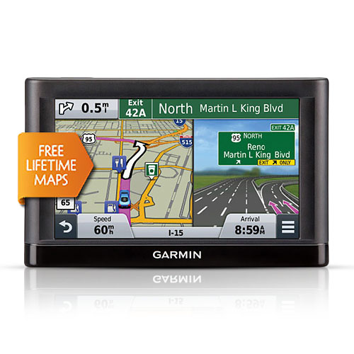 Diamond Garmin Nuvi 55LM 5 Inch GPS with Lifetime Map Updates