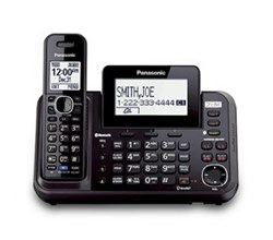 2 line phones panasonic kx tg9541b