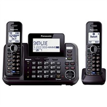 2 line phones panasonic kx tg9542b