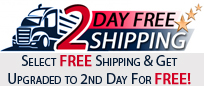 free 2 Day Air Shipping