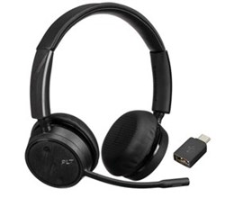 Plantronics Wireless headsets plantronics voyager 4220 uc usb a with usb c adapter