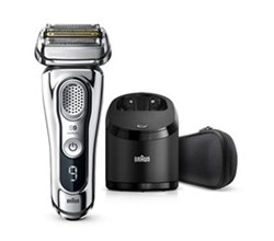 mens electric shavers braun 9376cc wet and dry shaver